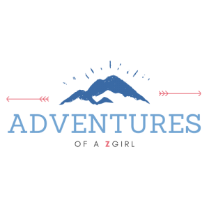 Adventures of a ZGirl - Logo